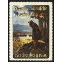 Reichenberg 1906 Deutschböhmische Ausstellung (WK 01)