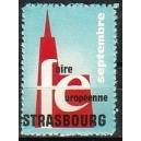 Strasbourg Foire Européenne Septembre (WK 01)