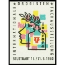 Stuttgart 1960 Internationale Drogisten Fachausstellung