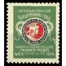 Wien 1914 ... 1. Wiener Messe ... (WK 01)