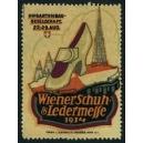 Wien 1914 Schuh- & Ledermesse ... (bräunlich)
