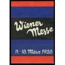 Wien 1928 Messe März
