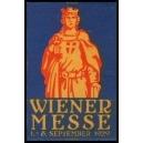 Wien 1929 Messe September