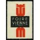 Vienne 1931 Foire Mars