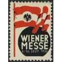 Wien 1933 Messe September