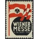 Wien 1933 Messe September