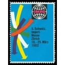 Zürich 1962 IMPO 5. Schweizer Import Messe