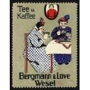 Bergmann & Love Wesel Tee u. Kaffee (WK 01)