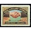 Hoek van Holland - Harwich Kontinent - England