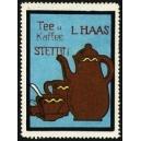 Haas Stettin Tee u. Kaffee (WK 01)