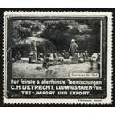 Utrecht Ludwigshafen Tee-Import Sortieren des Tees