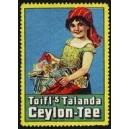 Toifl's Talanda Ceylon-Tee (WK 01)