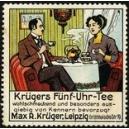 Krüger Leipzig Krügers Fünf-Uhr-Tee ... (WK 01)