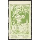 Olympiade 1920 Anvers (grün)