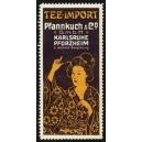 Pfannkuch Karlsruhe Pforzheim Tee-Import (Japanerin - braun)