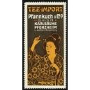 Pfannkuch Karlsruhe Pforzheim Tee-Import (Japanerin - oliv)