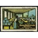 Behrends Teehaus ... Nr. 5 Mischen, in Paketen verwiegen