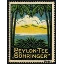 Böhringer Ceylon Tee Marke 2