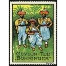 Böhringer Ceylon-Tee Marke 08