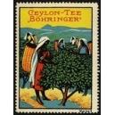 Böhringer Ceylon-Tee Marke 03