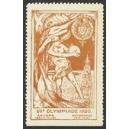 Olympiade 1920 Anvers (hellbraun)