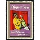 Riquet Tee ... (WK 01 - sitzender Chinese)