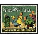 Griesinger Thee ... (Chinesenfamilie - grün)