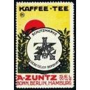 Zuntz Kaffee Tee Berlin Hamburg Serie 2 - 24