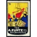Zuntz Tee Bonn Berlin Hamburg Serie 2 - 20