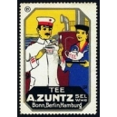 Zuntz Tee Bonn Berlin Hamburg Serie 2 - 21
