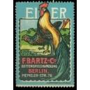 Bartz Berlin Buttergrosshandlung (WK 02) Eier