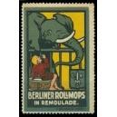 Berliner Rollmops in Remoulade (WK 05)
