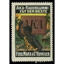 Aka-Radiergummi ist der Beste Marx Hannover (WK 01)