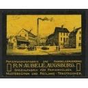 Aubele Augsburg Papierwarenfabrik ... (WK 01)