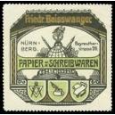 Beisswanger Nürnberg Papier- u. Schreibwaren (WK 01)
