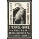 Bock Stempel-Fabrik München ... (schwarz)