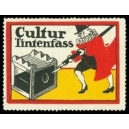 Cultur Tintenfass (WK 01)