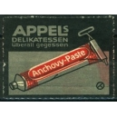 Appels Delikatessen ... Anchovy-Paste