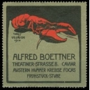 Boettner Caviar Austern Hummer Krebse ... (WK 01)