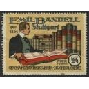 Bandell Stuttgart Geschäftsbücherfabrik Buchdruckerei (WK 01)