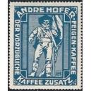 Hofer Feigen-Kaffee ... (blau)