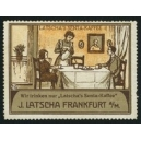 Latscha's Senta Kaffee ... Frankfurt 12