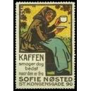 Nosted Kaffen smager dog bedst ... (WK 01)