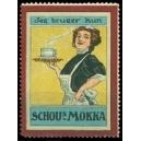 Schous Mokka jeg bruger kun (WK 01)