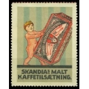 Skandias Malt Kaffetilsaetning (WK 01)