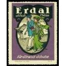 Erdal Schuh-Creme für Strand-Schuhe No. 16