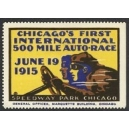 Chicago 1915 First International 500 Mile Auto - Race