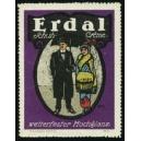 Erdal Schuh-Creme wetterfester Hochglanz No. 19