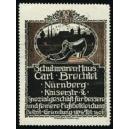 Brechtel Nürnberg Schuhwaren-Haus ... (WK 01)