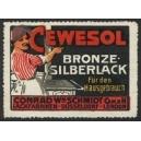 Cewesol Bronze - Silberlack ... (WK 01)